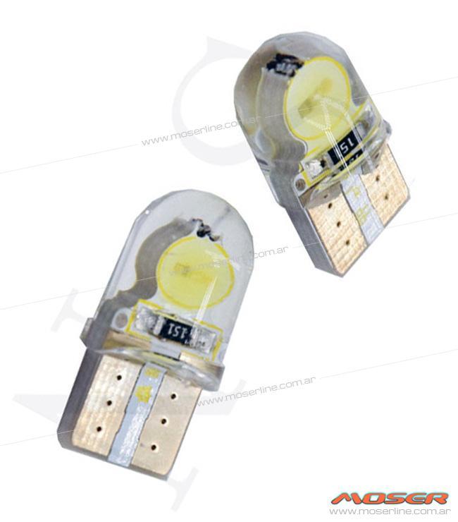 Led T10 GEL 2 LED - Imagen 1