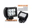 Faro LED 18W Rectangular