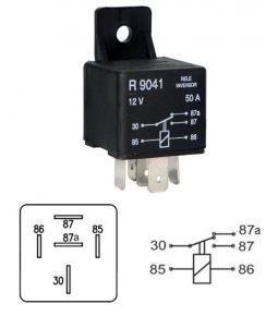 Relay 9041 inversor 12V 50/20A