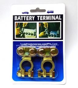 Juego de Terminales para Batería Universal