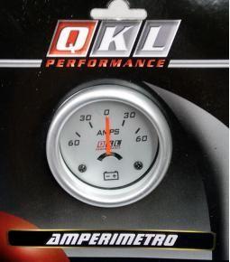 Amperimetro 52mm QKL