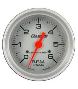 Tacometro Racing Diesel - 80mm