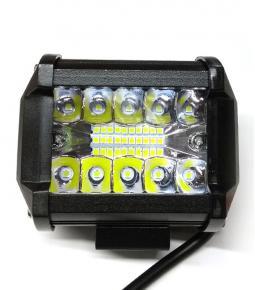 Faro LED 60W 12/24v Rectangular