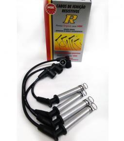Cables de bujias - Chevrolet Corsa, Agile, Celta, Cobalt, Montana, Meriva, Spin, Fiat Palio, Punto, Strada, Siena, Idea