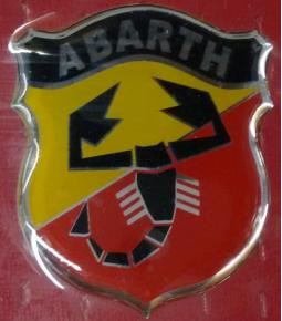 Abarth resina