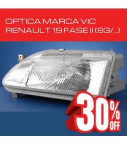 Optica Renault 19 Fase II 93+ VIC