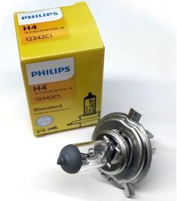 Lampara H4 12v 60/55w Philips