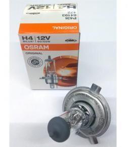 Lampara H4 12v 60/55w Osram