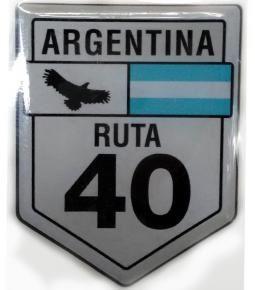 Ruta 40 Resina