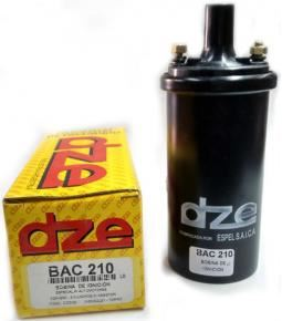Bobina especial para automotores con GNC, 6 cilindros, Ford/Chevrolet - BAC 210