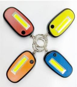 Llaveros con Linterna LED COB