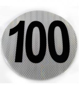 Circulo reflectivo 100 3M