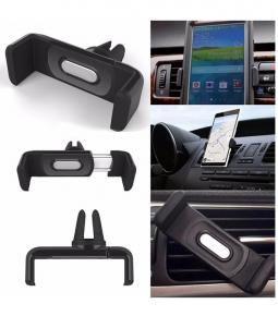 Soporte de celular para auto en rejilla ventilación