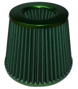 Filtro de aire Bicónico Verde