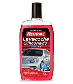 Shampoo lavacoche siliconado 300 cm3