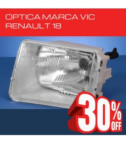 Optica Renault 18 VIC