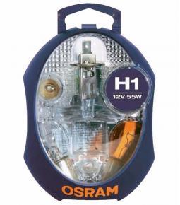Kit de reposición Lamparas H1 Osram