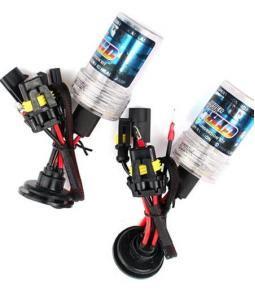 Lamparas de Xenon sueltas H1 H3 H7 H11 HB4 H16 6000K / 8000K