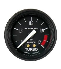 Presión de turbo Classic
