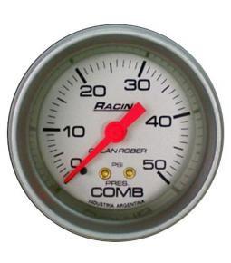 Presion de nafta 50 psi racing plata