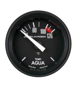 Temperatura de agua eléctrico Classic 12v con bulbo