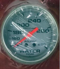Instrumental Temperatura de Agua Ultra Lite