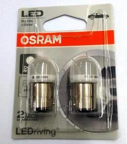 Jgo de led 12V R5W 6000K Osram
