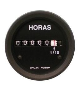 Cuenta Horas Classic 12/24v