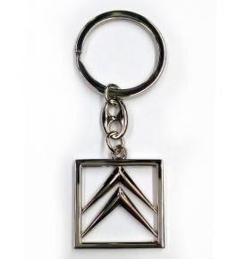 Llavero de metal logo Citroen