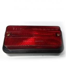 Faro Universal Rectangular Rojo Baiml 1200R