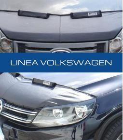 Media mascara de cuerina con felpa interior. Linea Volkswagen Bora, Fox, Suran,Gol, Trend, Saveiro, Golf, Polo, Caddy, Gacel, Vento