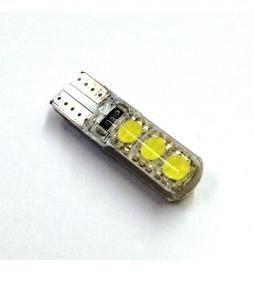 Led T10 GEL 6 LED