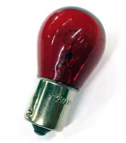 Lampara 12V 21W Roja
