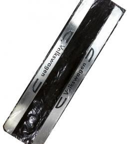 Cubre Zocalos Metal con Marca x 2 unidades