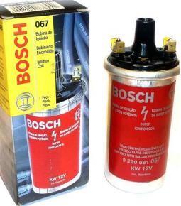 Bobina Bosch roja - Encendido electrónico