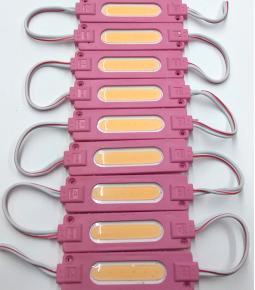 Modulo de LED COB Rosa 12v