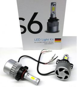 Cree Led S6 PSX24 H16 Con Cooler 36w/16000lm