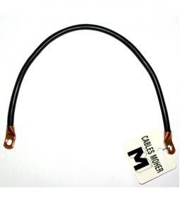 Cable armado Doble Ojal 25mm - Largo 40cm