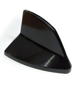 Aleta tiburón símil antena corta Negra
