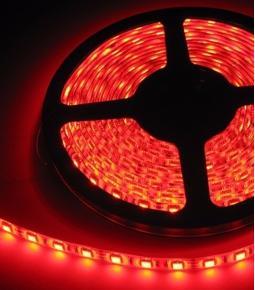 Rollo de Led 5050 x metro - Rojo