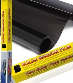 Polarizado 300 x 50cm Tono Medio / Dark Black