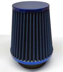 Filtro de aire cónico Azul