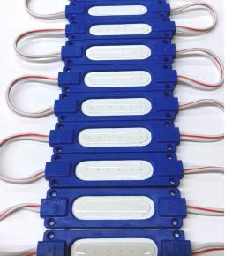 Modulo de LED COB Azul 12v