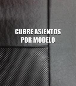Fundas Cubre Asientos Chevrolet Classic Con Apoya Cabezas Traseros Incorporados Cuerina
