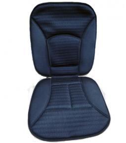 Sobre Asiento Acolchado Negro - Diseñado para un Máximo Confort