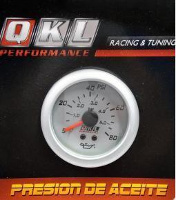 Presión de aceite 52mm QKL