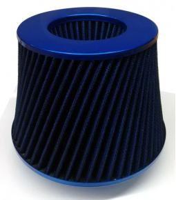 Filtro Bicónico Azul