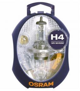 Kit de reposición Lamparas H4 Osram