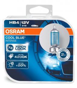 Lampara HB4 9006 Cool Blue Intense