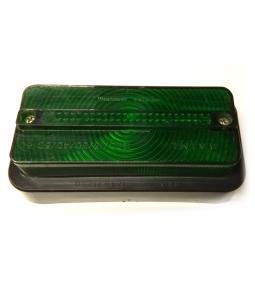 Faro Universal Rectangular Verde Baiml 1200V